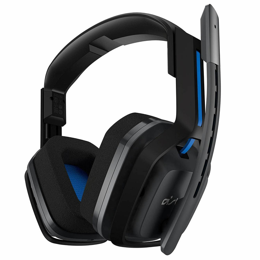 ASTRO A20 Wireless Gaming Headset Compatible With PlayStation 4 PC Mac 5ghz
