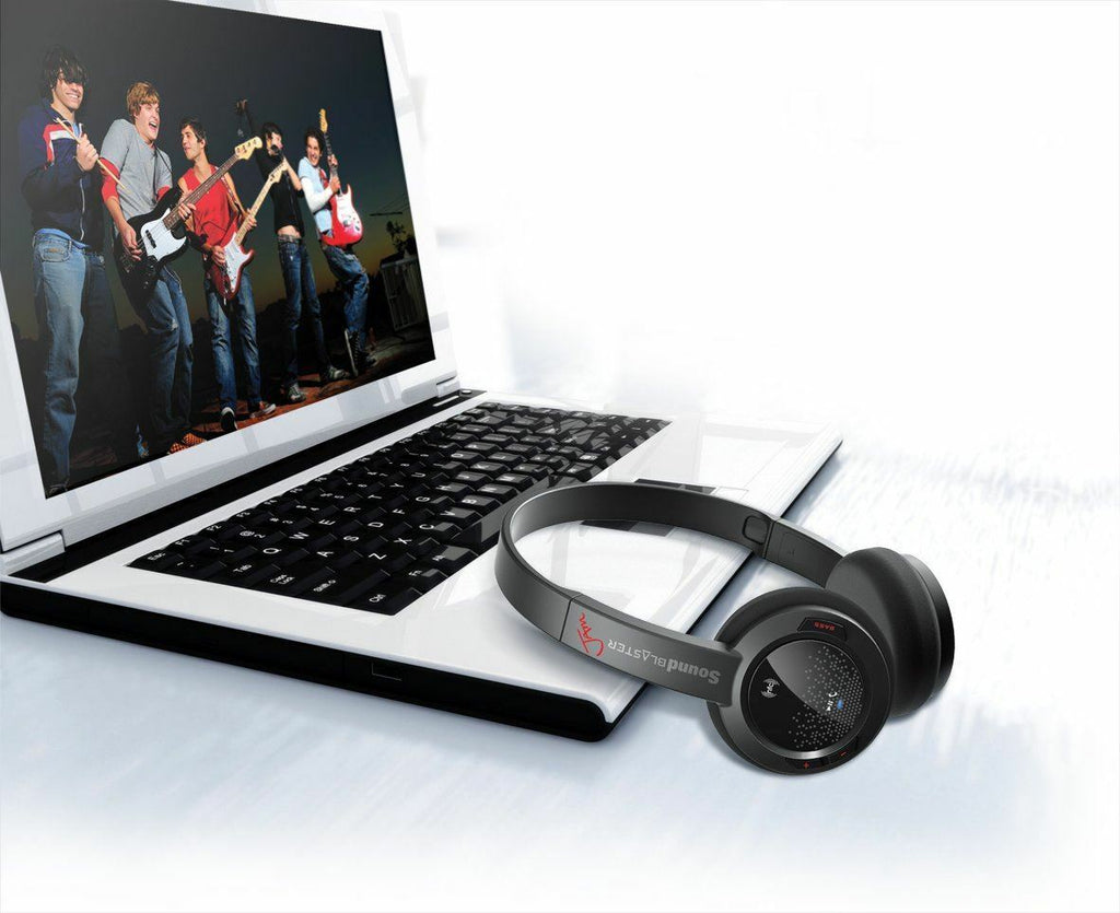 Creative Sound Blaster JAM Ultralight Bluetooth Headset for PC iPhone Android