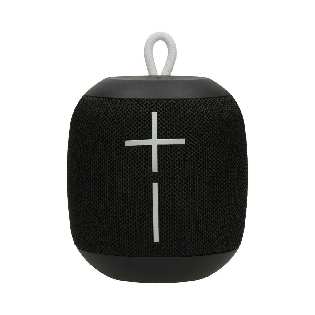Logitech Ultimate Ears WONDERBOOM Bluetooth Speaker- Black and Grey Pack of 2