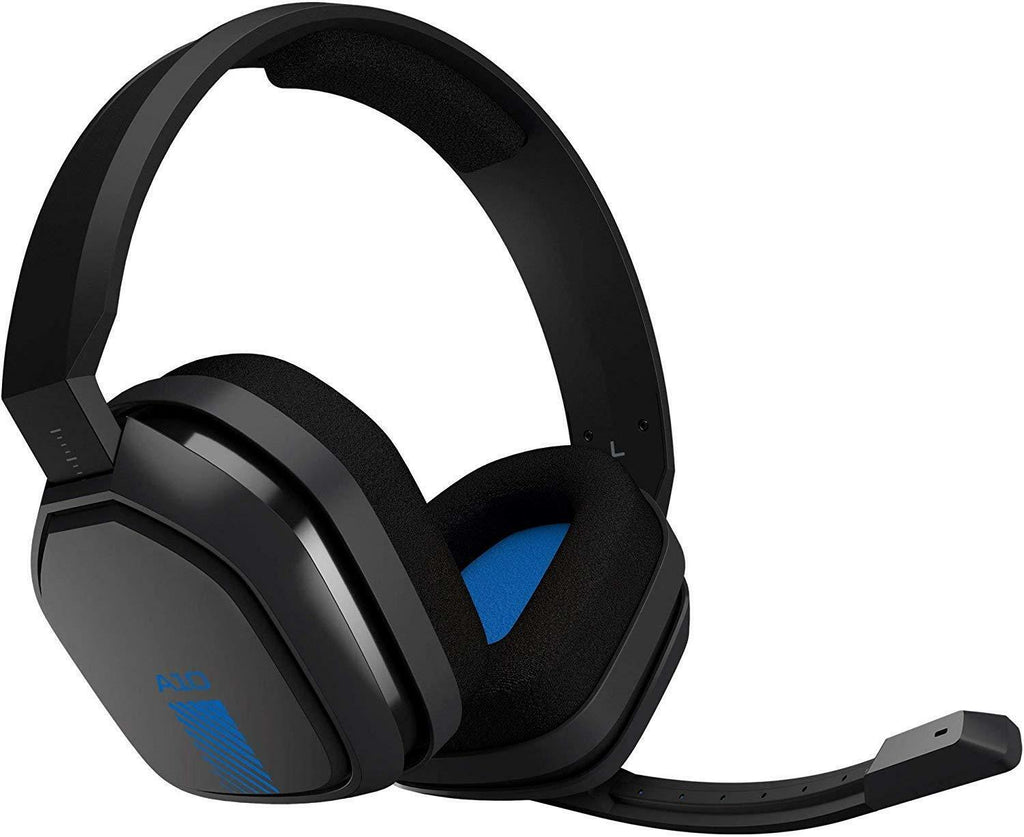 Astro A10 Gaming Wired Headset Headphones with mic Black Blue for PS4