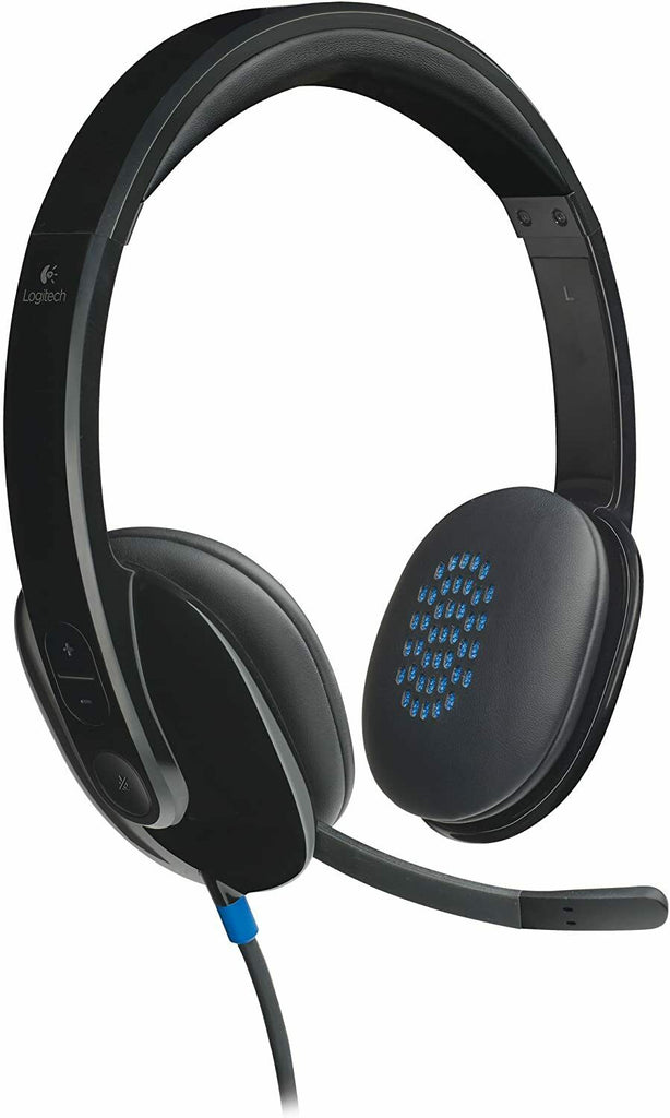 Logitech H540 USB Headset for PC and Mac