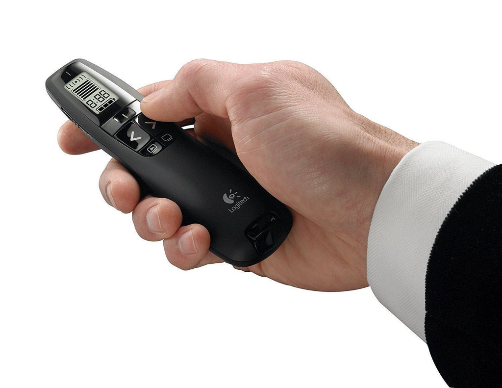 Logitech R800 Professional Presenter Pointer for Business