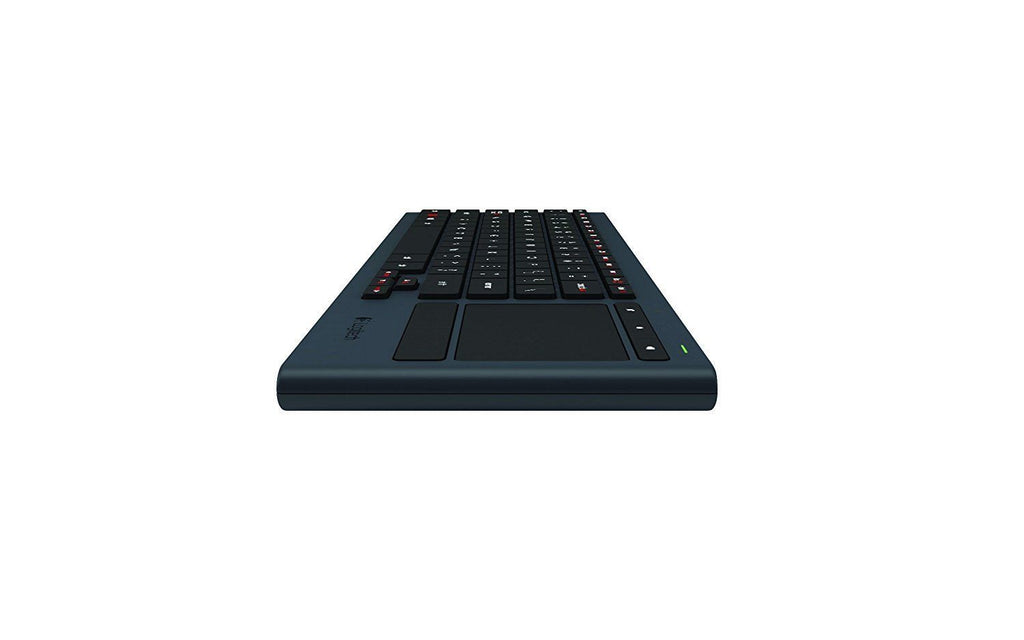 Logitech K830 Illuminated Living-Room Wireless Touchpad Keyboard US int TV !A - Fatbat UK