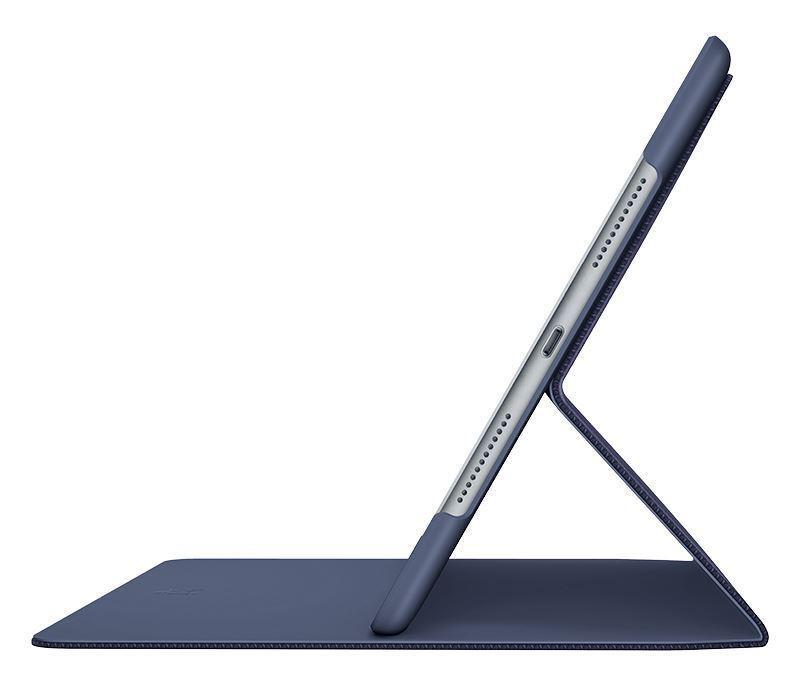 Logitech Hinge Slim case folio cover with Anyangle stand for iPad Pro 9.7 BLUE