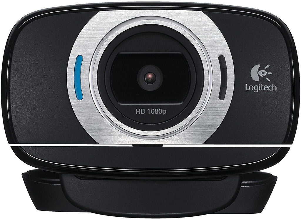 LOGITECH C615 HD Portable 1080p Webcam Autofocus PC & Mac