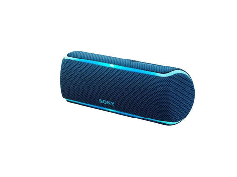 Sony SRS-XB21 Portable Wireless Speaker with Extra Bass and Lighting