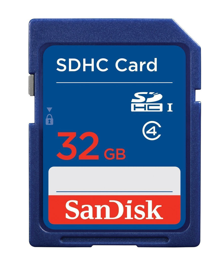 SanDisk 32gb SD SDHC Secure Digital Card