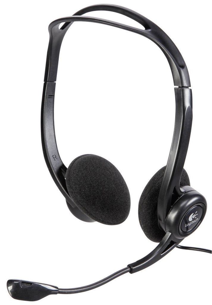 Logitech OEM PC 960 USB Stereo Headset
