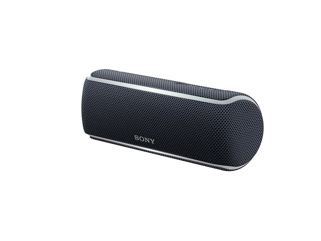 Sony SRS-XB21 Portable Wireless Speaker with Extra Bass and Lighting Black  !A - Fatbat UK
