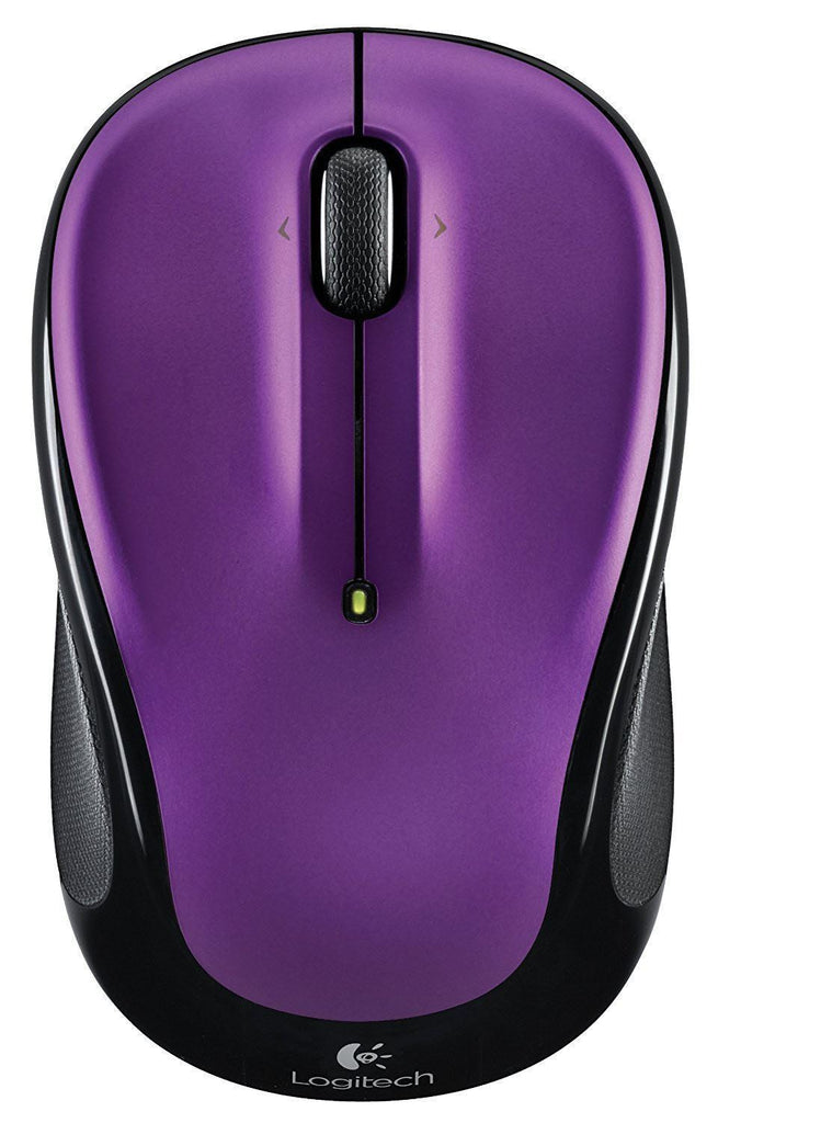 Logitech Wireless Mouse M325 NANO vivid violet