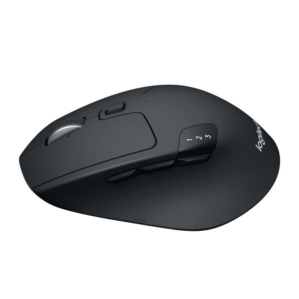 Logitech M720 Triathlon Multi-Computer Wireless Mouse Mice for Windows and MAC