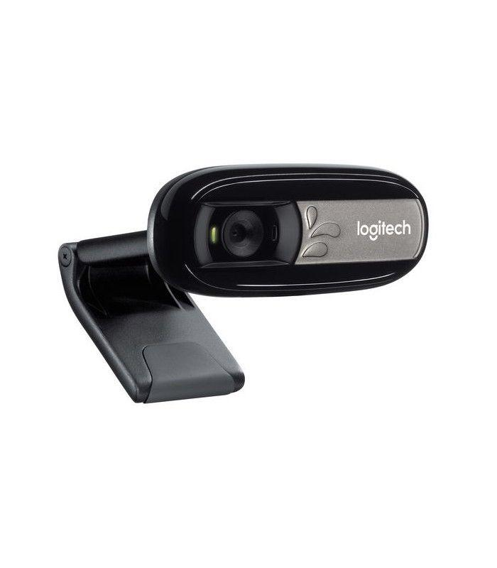 Logitech C170 Webcam - Black