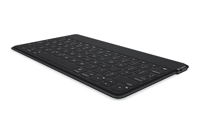 Logitech Keys To Go Bluetooth Keyboard BLACK for IPAD ITALIAN