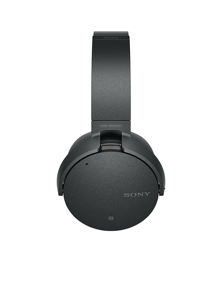 Sony MDR-XB950N1 Noise Cancelling Extrabass Headphones BLACK !A - Fatbat UK