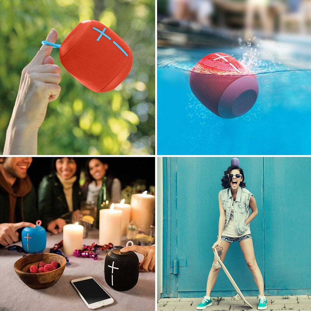 Ultimate Ears UE WONDERBOOM Bluetooth Portable Waterproof Speaker Blue