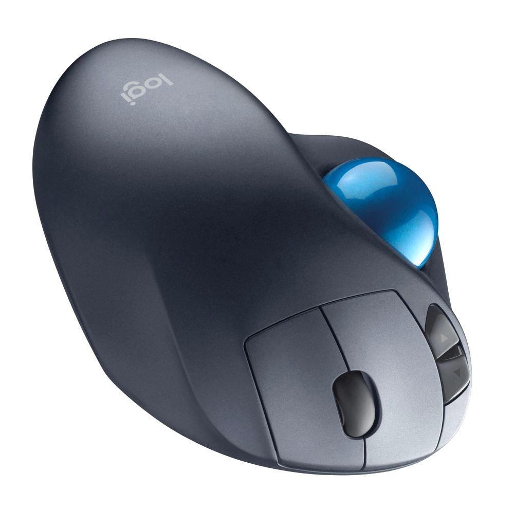 Logitech Logi M570 Wireless Mouse Trackball for Windows, Mac with Unifying receiver !A - Fatbat UK