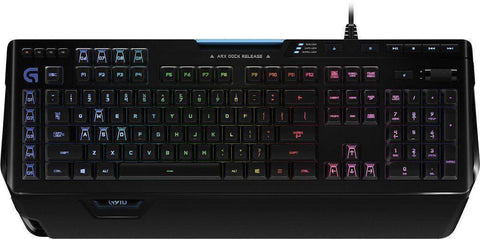 Logitech G910 Orion Spectrum Gaming Keyboard DE LAYOUT