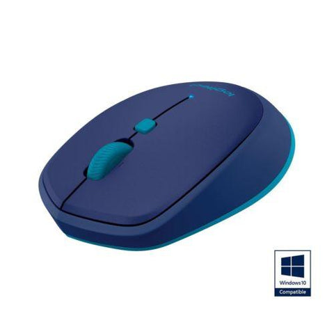 Logitech M535 Bluetooth Mouse Blue !A - Fatbat UK