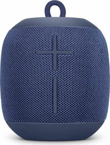 Logitech Ultimate Ears WONDERBOOM Bluetooth Speaker Denim Blue