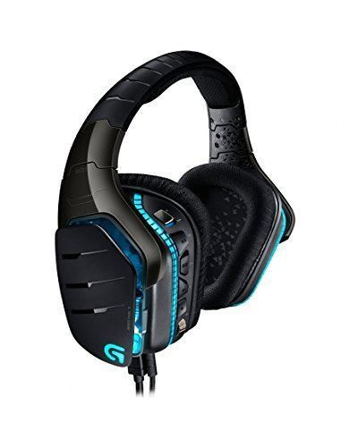 Logitech G633 Artemis Spectrum Pro 7.1 Surround Sound Gaming Headset DOLBY S