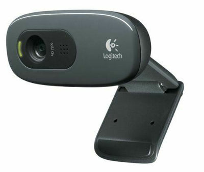 Logitech C270 Webcam Black