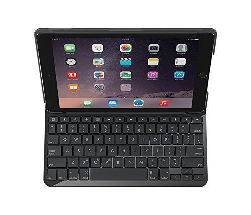 Logitech Slim Folio Keyboard for Ipad 5th Generation BLACK UK