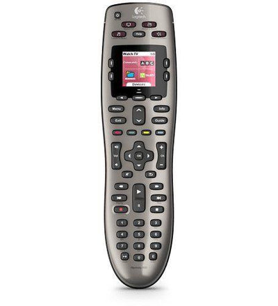 Logitech Harmony 650 Universal Advanced Remote Control With LCD Display