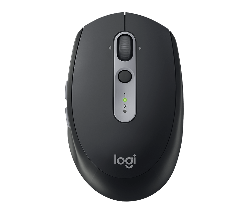 Logitech M590 Silent Wireless Bluetooth Mouse Mice for Windows MAC multi device