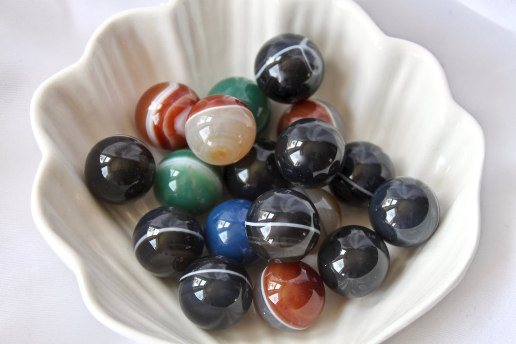 Agate Balls - Gemstones&Co