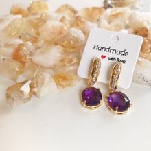 Load image into Gallery viewer, Shine Bright Earrings - Gemstones&Co