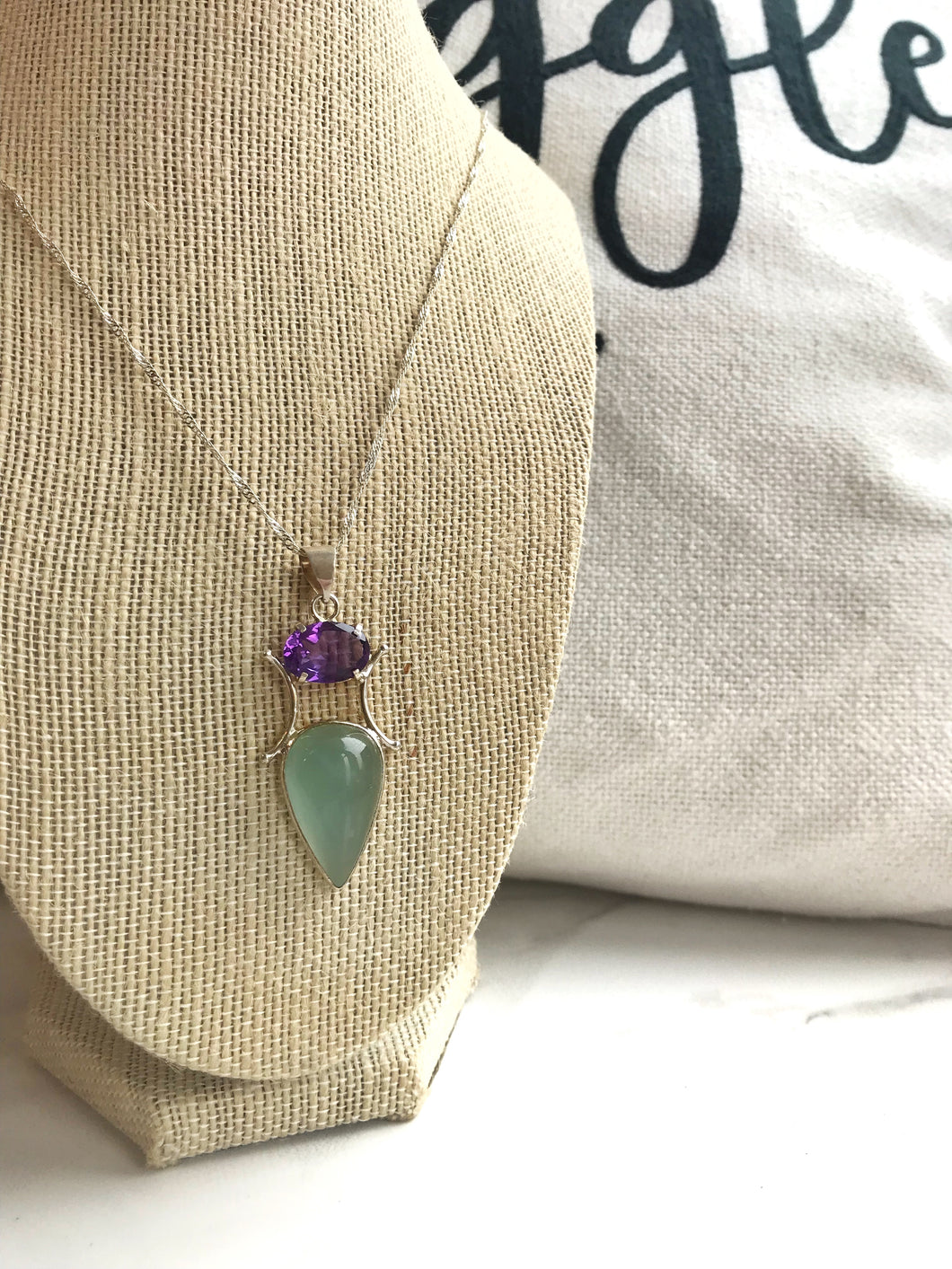 Serendipity Necklace - Gemstones&Co