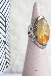 Citrine Ring - Gemstones&Co