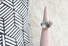 Load image into Gallery viewer, Lily Ring - Gemstones&Co