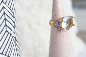 Lily Ring - Gemstones&Co