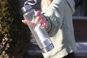 Energy Water Bottles