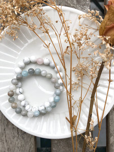 Encourage Me Bracelet Stack - Gemstones&Co