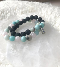 Load image into Gallery viewer, Soothing Bracelet Stack - Gemstones&Co