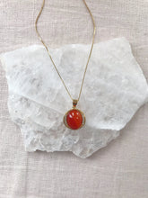 Load image into Gallery viewer, Fire Me Necklace - Gemstones&Co