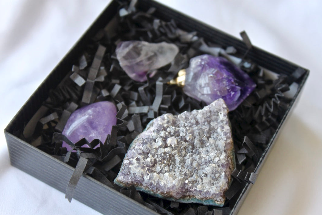 Anxiety Relief Set - Gemstones&Co