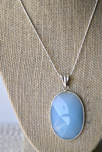 Load image into Gallery viewer, Chalcedony Necklace - Gemstones&Co