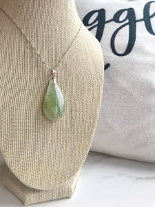 Prehnite Necklace - Gemstones&Co