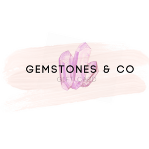 Gift Card - Gemstones&Co