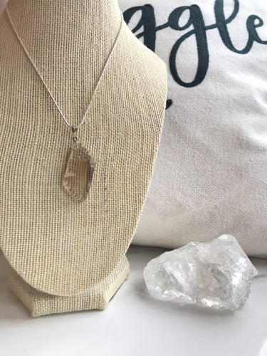 Smokey Quartz Necklace - Gemstones&Co