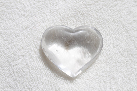 Quartz Heart - Gemstones&Co