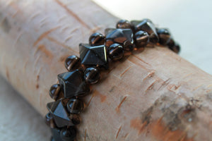 Smokey Quartz Bracelet - Gemstones&Co