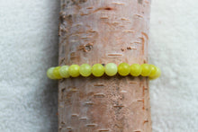 Load image into Gallery viewer, Yellow Jade Bracelet - Gemstones&Co