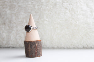 Men's Smokey Quartz Ring - Gemstones&Co