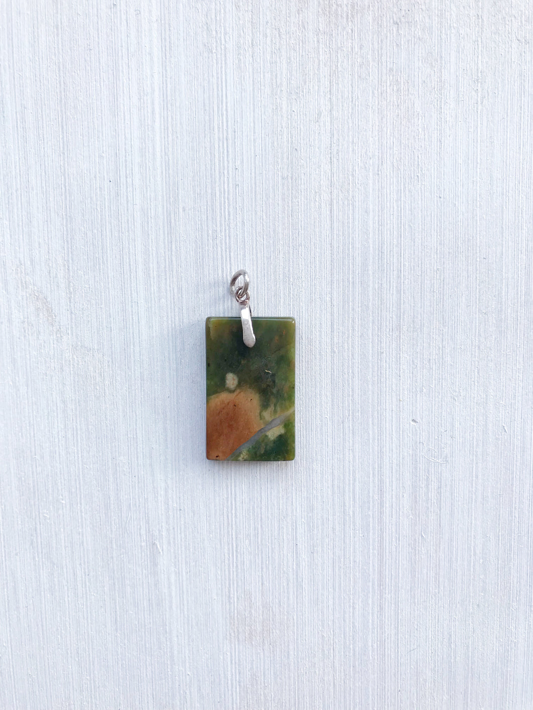 Jasper Pendant - Gemstones&Co