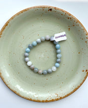 Load image into Gallery viewer, Aquamarine Bracelet - Gemstones&Co