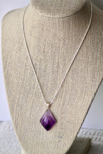 Load image into Gallery viewer, Amethyst Necklace - Gemstones&Co